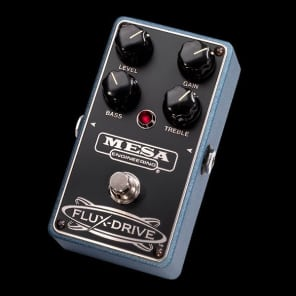 MESA/Boogie Flux-Drive Overdrive Pedal - Flux-Drive Overdrive Pedal for sale