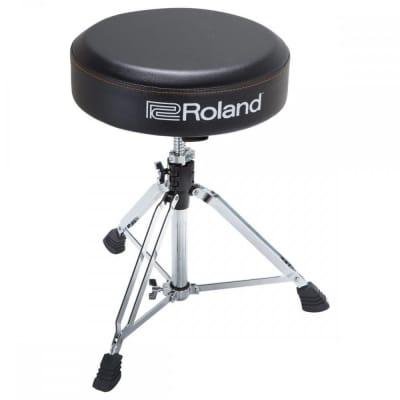 Roland RDT-RV Drum Throne with Round Top 2020