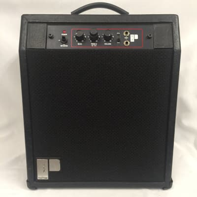 Polytone Taurus Baby Brute Bass Amp 80's Black for sale