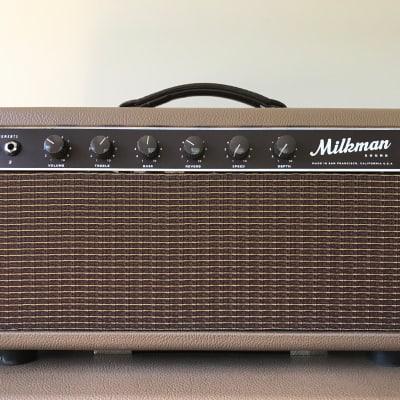 Milkman Creamer 20-Watt Guitar Amp Head