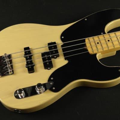 Fender Limited Edition '51 Telecaster PJ Bass - Blonde (142) for sale