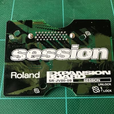 Roland SR-JV80-09 : Session Exp. Board Free shipping!!