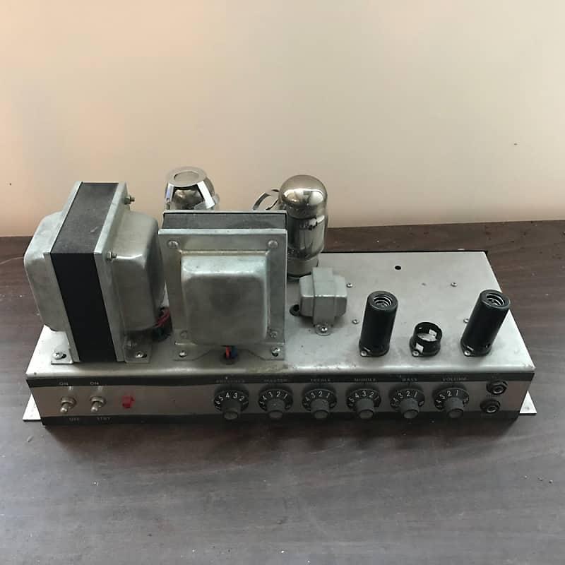 Weber 6S100 Prototype   Ted Weber's Famous Loudspeakers