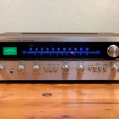 Pioneer SX-626 Stereo Receiver