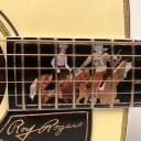 """Rich & Taylor Roy Rogers """"King of the Cowboys"""" Tribute Prototype Guitar Signed by Roy & Dale"""