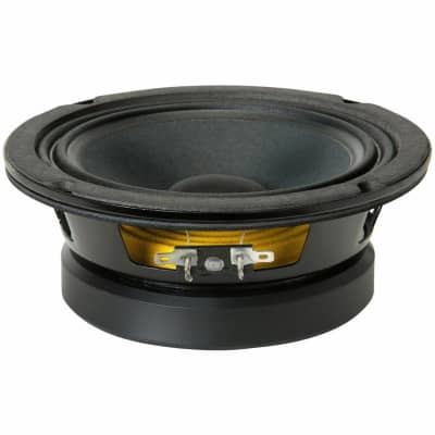 Eminence LA6-CBMR MidBass Woofer Free Shipping! AUTHORIZED DISTRIBUTOR!!!
