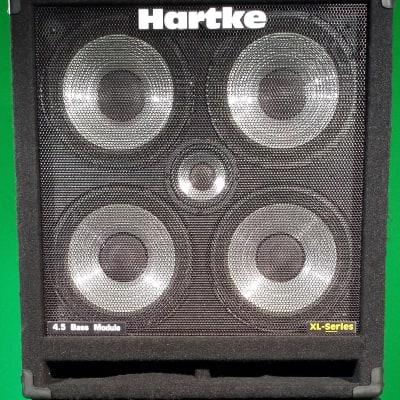 Hartke HA3500 350w  Bass Amp + 4.5 XL Series 400 Watt Speaker.  Mint Condition