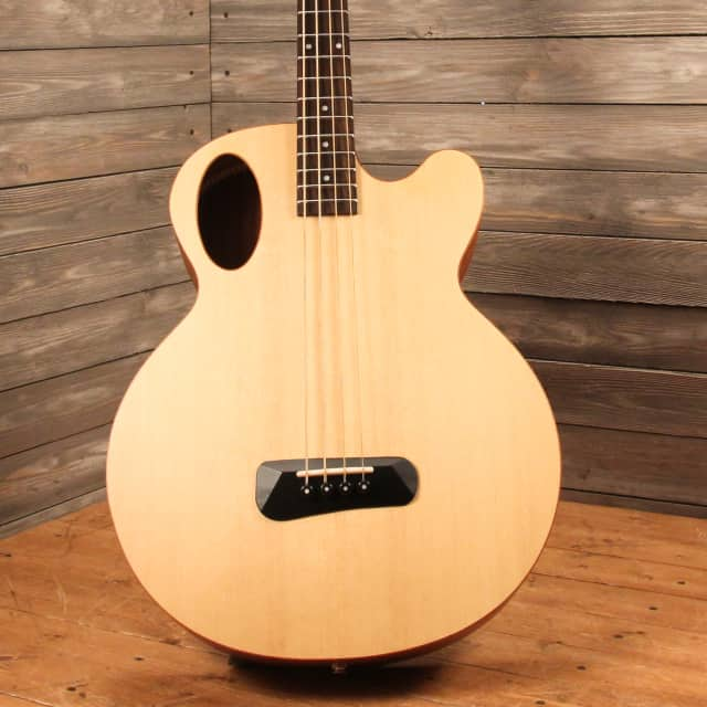 Spector Timbre TB4 Acoustic/Electric Bass Guitar image