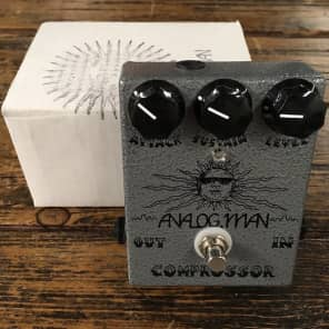 Analogman Comprossor Compression Pedal