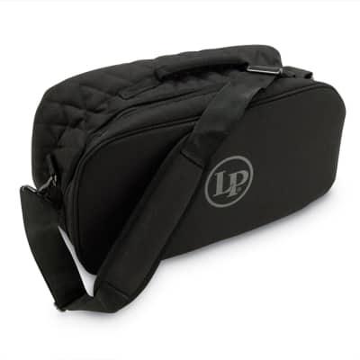 LP Lg Blk Bongo Bag W/Pouch - LP532-BK