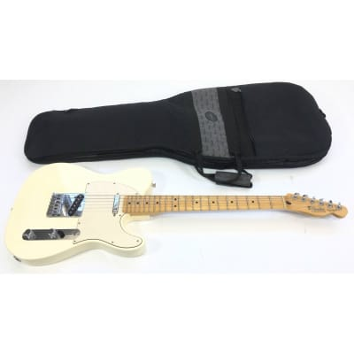 Fender Standard Telecaster Vintage White seriale MZ5069558 for sale