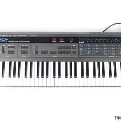 KORG DW8000 Digital Analog PRO-SERVICED Synthesizer midi Better Than The Rest VINTAGE SYNTH DEALER