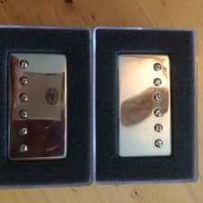 Fender Humbucker Set Chrome