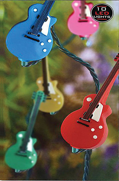 axe heaven musician party lights electric guitar reverb. Black Bedroom Furniture Sets. Home Design Ideas