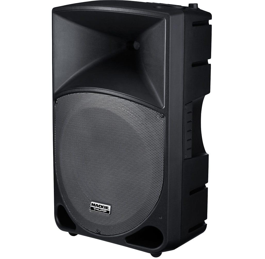 Mackie TH 15A Thump 400 Watt 2 way Powered Speaker TH15A