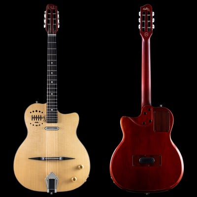Godin Multiac Gypsy Jazz - Natural HG for sale