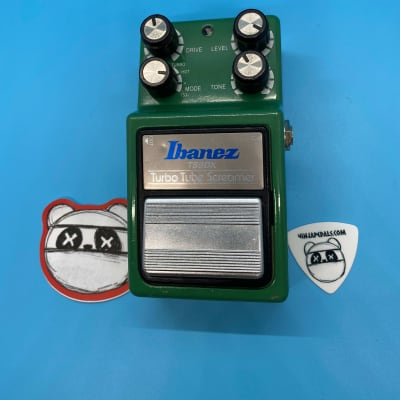 Ibanez TS9DX Turbo Tube Screamer | Fast Shipping!