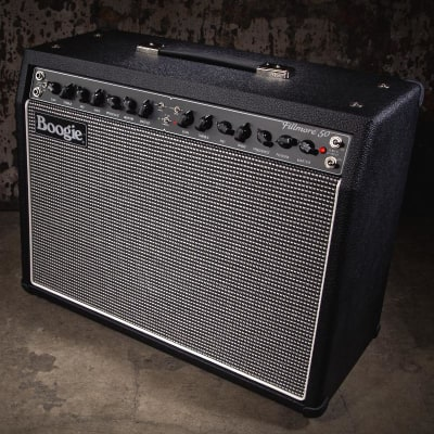 MESA/Boogie Fillmore 50 1x12 Combo - Black Bronco / Tinsel Jute Grille for sale