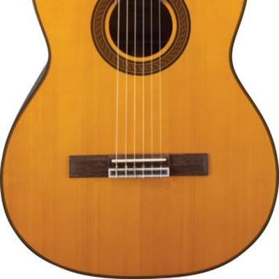 Takamine GC5 Series Acoustic Classical Guitar  in Natural Gloss Finish for sale