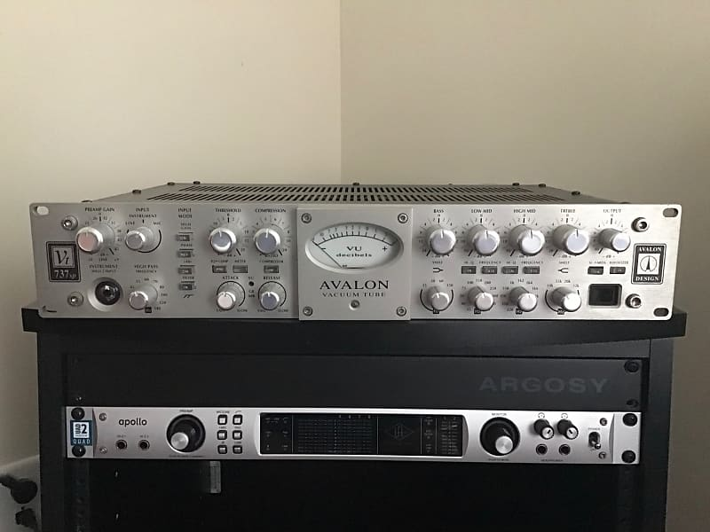 Avalon VT-737sp Tube Channel Strip   DMJ Audio   Reverb