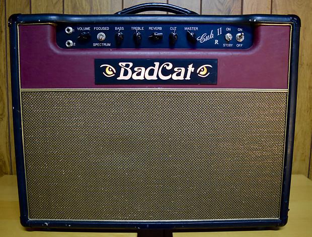 01dfe63870c Bad Cat Cub II R - Original Matchless Components