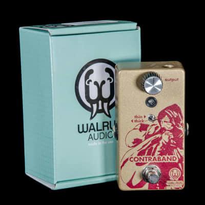 Walrus Audio Contraband Fuzz Pedal