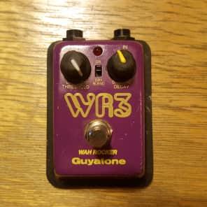 Guyatone WR3 Wah Rocker