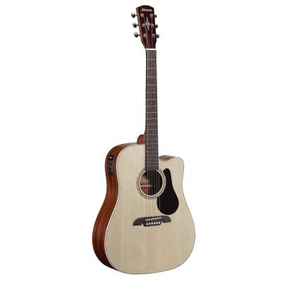 Alvarez RD26CE Regent Series Dreadnought Acoustic/Electric Guitar Natural RD 26