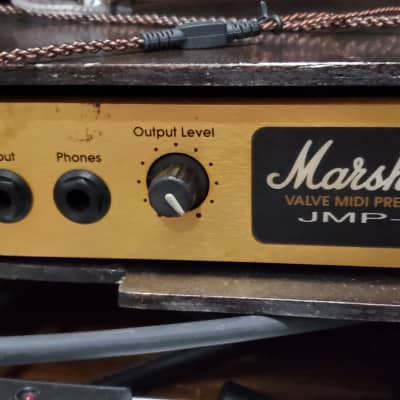 Marshall JMP-1 Modded By Tommy Folkesson