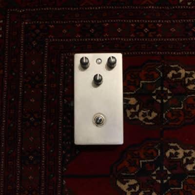 Used Bümbox Landgraff / Clay Jones Clone Overdrive Pedal 062121