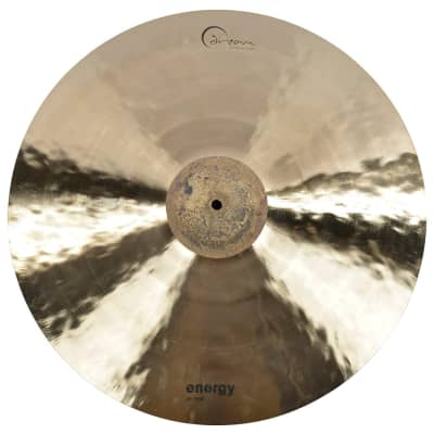 """Dream Cymbals 21"""" Energy Series Ride Cymbal"""