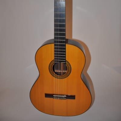 classical guitar Paulino Bernabe model estudio made 1994 in madrid spain Konzertgitarre Klassik for sale