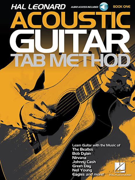 Hal Leonard Acoustic Guitar Tab Method – Book 1   Damm Music   Reverb