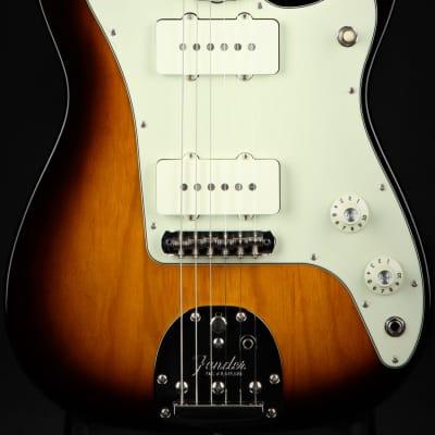 Fender Limited Edition Parallel Universe Jazz Tele - Rosewood Fingerboard - 2-Color Sunburst/B Stock