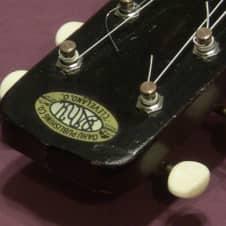 Oahu   Jackson Guldan  Parlor Guitar