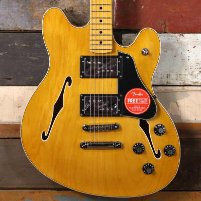 Fender Modern Player Starcaster Natural image