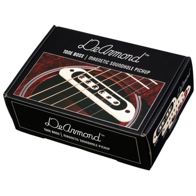 DeArmond Tone Boss Passive Humbucking Soundhole Pickup for sale