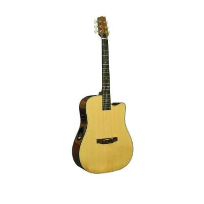 Boulder Creek ECR1-N Solitaire - Guitare électro-acoustique for sale
