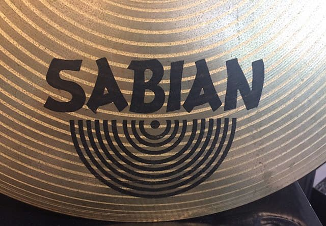 sabian aa 18 45 cm metal crash cymbal reverb. Black Bedroom Furniture Sets. Home Design Ideas