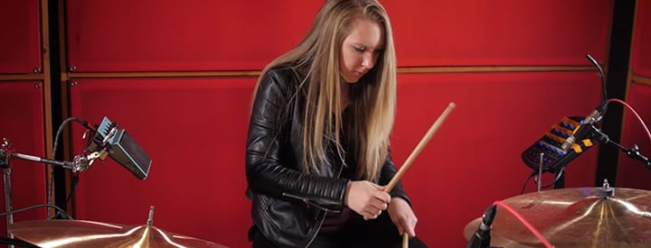 Learn to Play: A Stanton Moore New Orleans-Style Drum Lesson with Jordan West