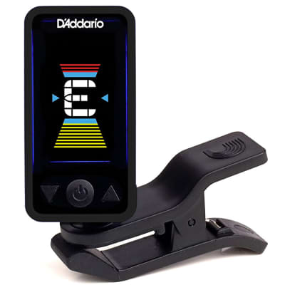 Daddario Eclipse - Black Headstock Tuner