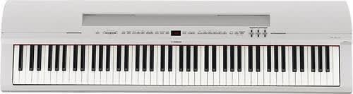 Yamaha p 255 digital piano white used sam ash direct for Yamaha p 255 manual