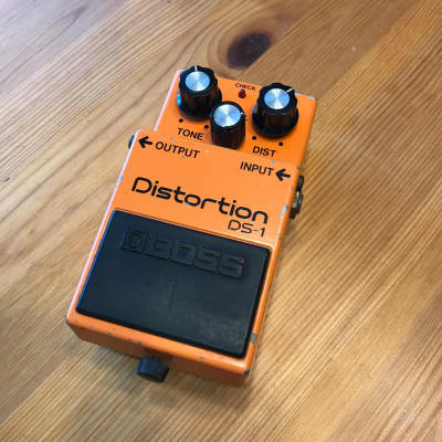 1982 Boss DS-1 Distortion - Japan for sale