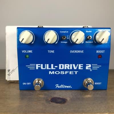 Fulltone Full Drive 2 Mosfet