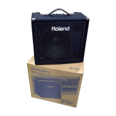 Roland KC-200 4-Channel Keyboard Amplifier - Used for sale