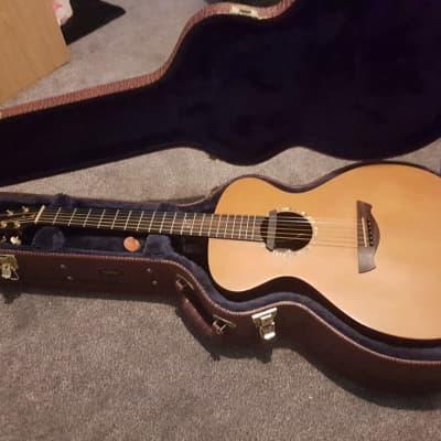 Vintage VE2000DLX - Gordon Giltrap Acoustic Guitar (Designed by Rob Armstrong) for sale