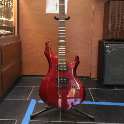 LTD F-50 Six String Electric Guitar (Some Cosmetic Damage) for sale