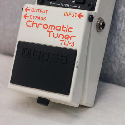 Boss TU-3 Chromatic Tuner Pedal for sale