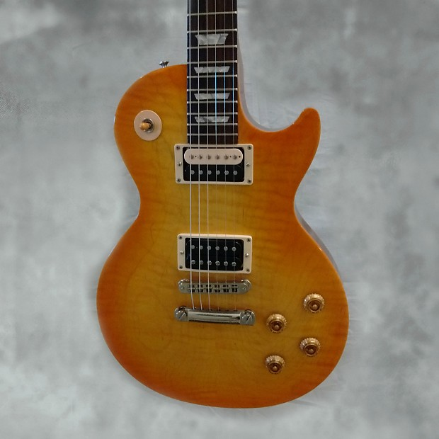 Gibson les paul gary moore thin lizzy signature 2000 reverb - Gibson gary moore ...