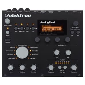 Elektron Analog Heat Stereo Processor with USB Interface